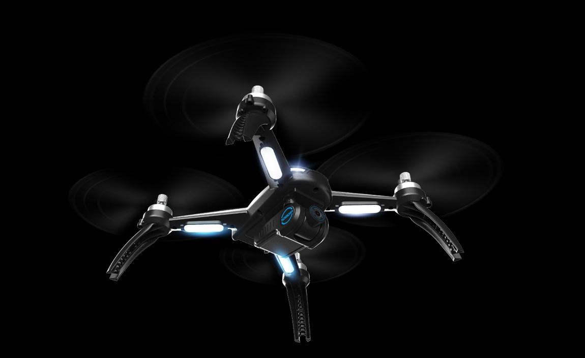کوادکوپتر ام جی ایکس مدل Mjx Bugs 5W