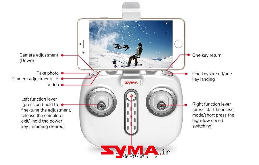Syma X8Pro symastore (1)