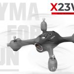 کوادکوپتر سایما X23W