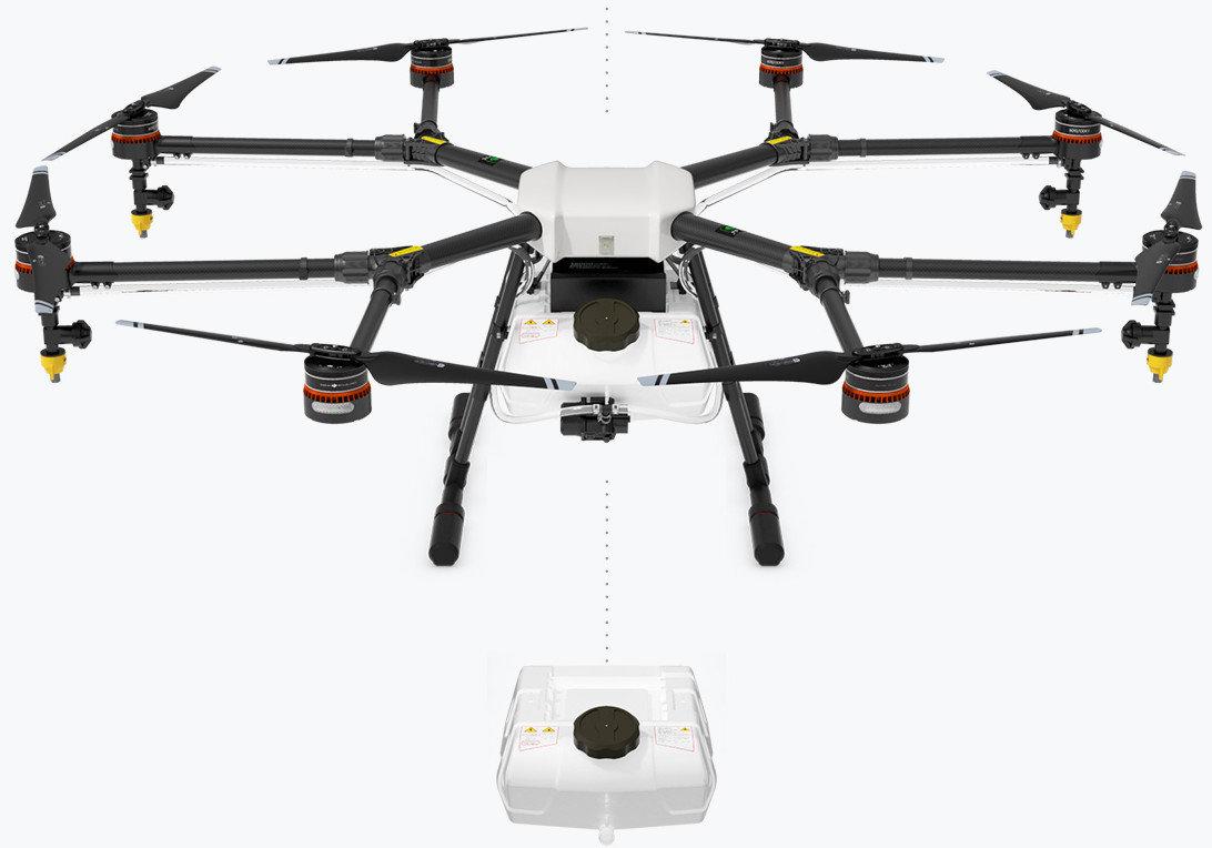 کوادکوپتر کشاورزی DJI Agras MG-1S Drone