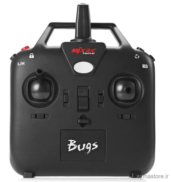 کوادکوپتر ام جی ایکس مدل MJX Bugs 8