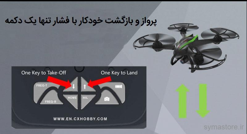 کوادکوپتر Cheerson CX-35