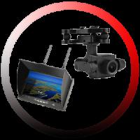 دوربین کوادکوپتر و متعلقات