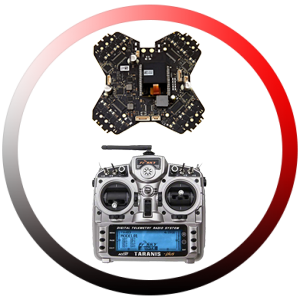 ریموت کنترل، برد و قطعات الکترونیکی