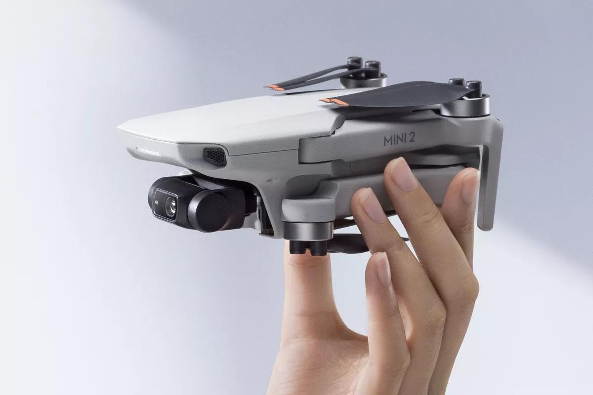 مشخصات فنی و قیمت کوادکوپتر مویک مینی 2 - خرید کوادکوپتر Mavic Mini 2