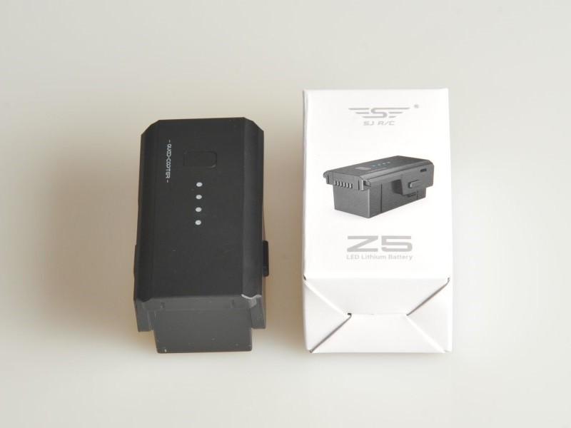 خرید باتری یدکی کوادکوپتر SGRC Z5 - مشخصات فنی وقیمت باتری کوادکوپتر Z5